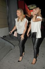 ALEX GERRARD Arrives at Chateau Marmont in Los Angeles