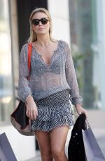 ALEX GERRARD Out Shopping at Rodeo Drive