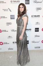 ALEXANDRA DADDARIO at Elton John Aids Foundation
