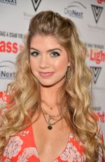 ALEXANDRIA DEBERRY at Pass the Light Premiere in Hollywood