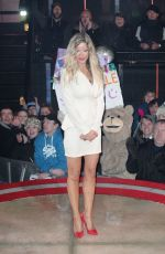 ALICIA DOUVALL at Celebrity Big Brother Eviction Night