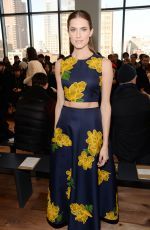 ALLISON WILLIAMS at Michael Kors Fashion Show in New York