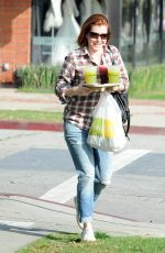 ALYSON HANNIGAN Out and About in Beverly Hills 0402