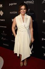 ALYSSA MILANO at Maxim Party in Phoenix