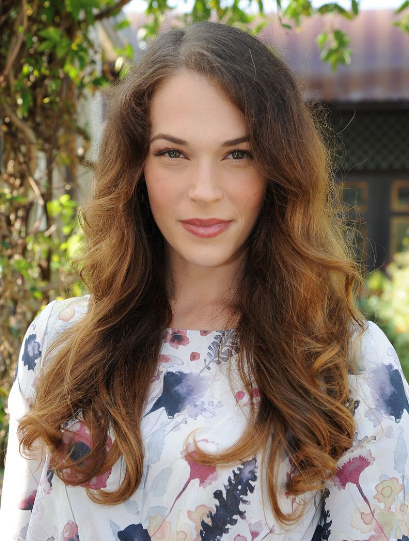 AMANDA RIGHETTI at Maison De Mode Oscar Week Lunch in West Hollywoo