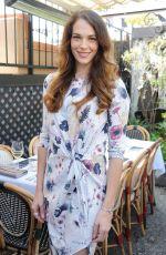 AMANDA RIGHETTI at Maison De Mode Oscar Week Lunch in West Hollywoo