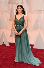 AMERICA FERRERA at 87th Annual Academy Awardsat the Dolby Theatre in Hollywood