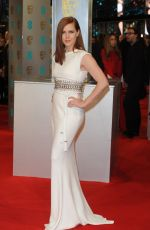 AMY ADAMS at 2015 EE British Academy Film Awards in London