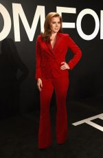 AMY ADAMS at Tom Ford Womenswear Collection Presentation in Los Angeles