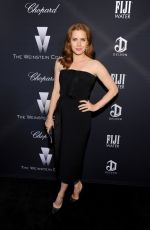 AMY ADAMS at Weinstein Company's Academy Awards Nominee Dinner in Los Angeles