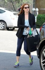 AMY ADAMS Out Shopping in West Hollywood 0602