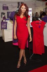 AMY CHILDS at Professional Beauty Photocall in London
