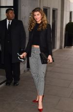 AMY WILLERTON at Tthe Year of Mexico Lunch in London