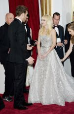 ANNA FARIS at 87th Annual Academy Awards at the Dolby Theatre in Hollywood