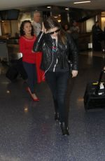 ANNA KENDRICK Arrives at LAX Airport in Los Angeles 0602
