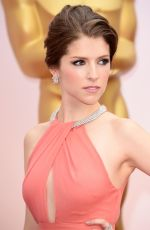 ANNA KENDRICK at 87th Annual Academy Awardsat the Dolby Theatre in Hollywood