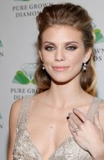 ANNALYNNE MCCORD at Pure Grown Diamonds at Pre-oscar Party in Los Angeles
