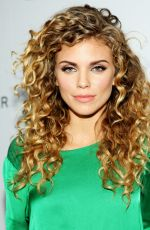 ANNALYNNE MCCORD at Warner Music Group Grammy After Party in Los Angeles
