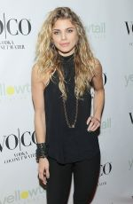 ANNALYNNE MCCORD at Yellowtail Sunset Opening in West Hollywood
