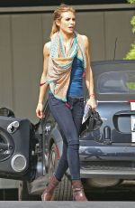 ANNALYNNE MCCORD Out and About in Los Angeles 1902