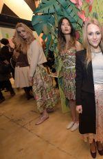 ANNASOPHIA ROBB at Rachel Antonoff Fashion Show in New York