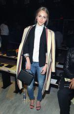 ANNASOPHIA ROBB at Vfiles Made Fashion Show at 2015 MBFW in New York