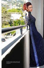 ANNIE WERSCHING in Regard Magazine, February 2015 Issue