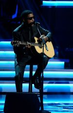 ARIANA GRANDE Performs Stevie Wonder Songs In the Key of Life All-star Grammy Salute in Los Angeles
