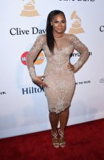 ASHANTI at Pre-grammy Gala and Salute to Industry Icons in Beverly Hills
