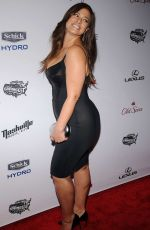 ASHLEY GRAHAM at 2015 Sports Illustrated Swimsuit Issue Celebration in New York