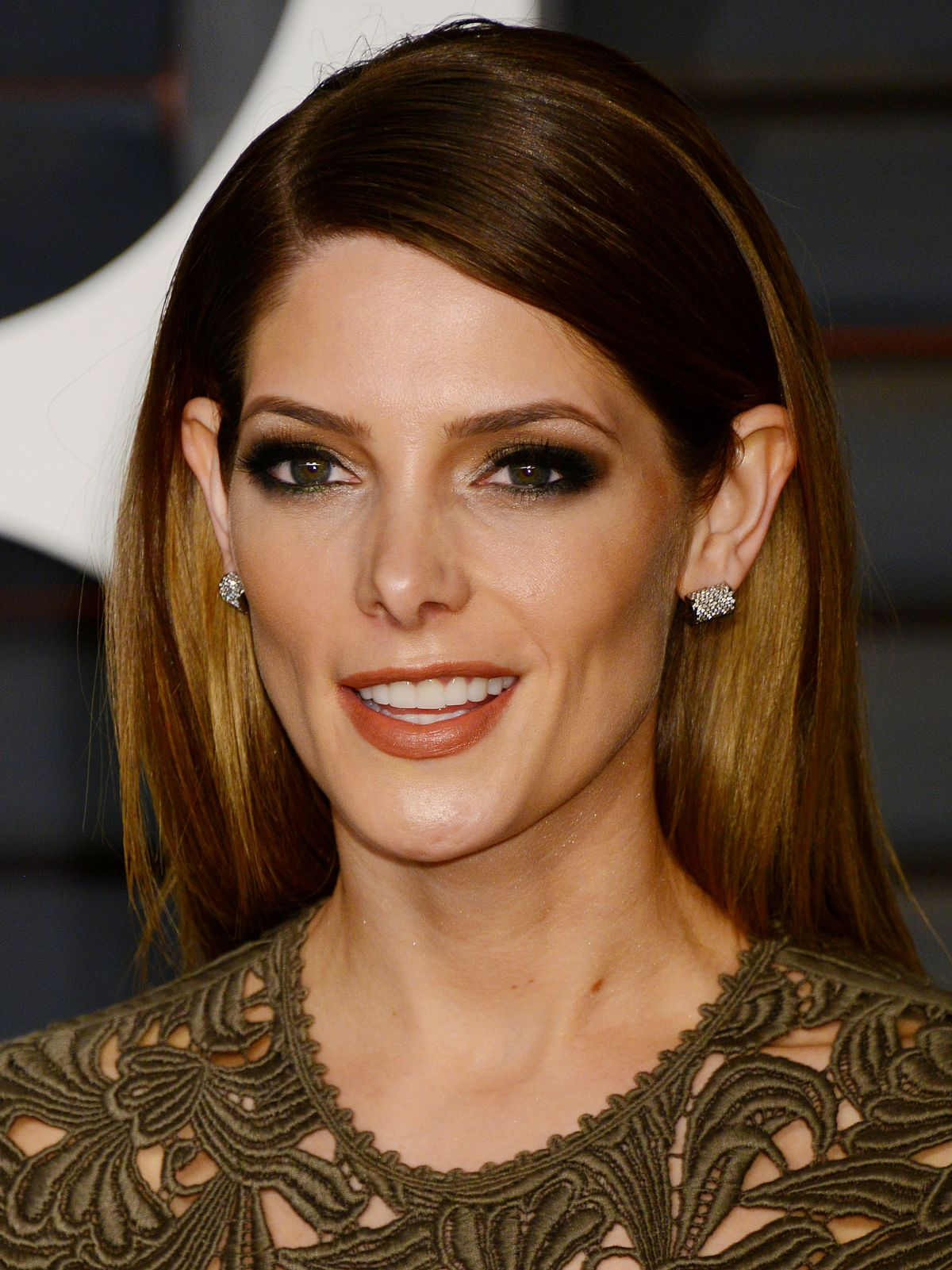 ASHLEY GREENE at Vanit...