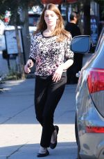 ASHLEY GREENE Out and About in West Hollywood 1202