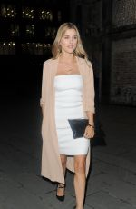 ASHLEY JAMES at John Frieda Launch Party in London