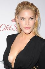 ASHLEY SMITH at 2015 Sports Illustrated Swimsuit Issue Celebration in New York