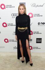 ASHLEY TISDALE at Elton John Aids Foundation's Oscar Viewing Party