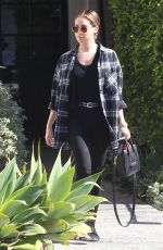 ASHLEY TISDALE Out and About in Los Angeles 1202