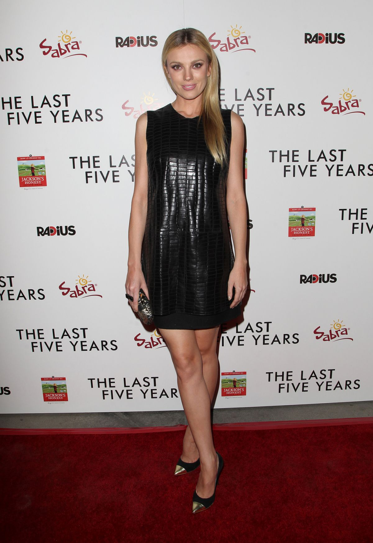 BAR PALY at The Last Five Years Premiere in Los Angeles