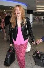 BELLA THORNE at Los Angeles International Airport 1302