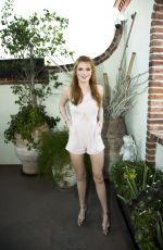 BELLA THORNE at The Duff Press Conference in Los Angeles