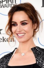 BERENICE MARLOHE at 2015 Film Independent Spirit Awards in Santa Monica