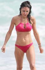 BETHENNY FRANKEL in Bikini at a Beach in Miami