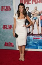 BIANCA HAASE at Hot Tube Time Machine 2 Premiere in Westwood