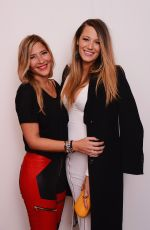 BLAKE LIVELY at Gabriela Cadena Fall/Winter 2015 Fashion Show in New York