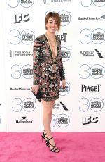 BLANCA SUAREZ at 2015 Film Independent Spirit Awards in Santa Monica