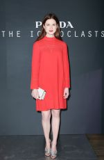 BONNIE WRIGHT at Prada Presents The Iconoclasts in New York