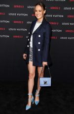 BRIE LARSON at Louis Vuitton Series 2 Exhibition in Hollywood