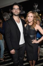 BRITTANY SNOW at Vanity Fair and Chrysler Celebration of Richard Linklater and Boyhood in Los Angeles