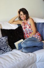 BROOKE BURKE - Michael Simon Photoshoot in Santa Monica