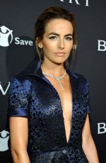 CAMILLA BELLE at Bvlgari and Save the Children stop. think. give. Pre-oscar Gala in Beverly Hills
