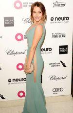 CAMILLA LUDINGTON at Elton John Aids Foundation's Oscar Viewing Party